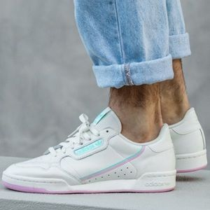 Men's Adidas CONTINENTAL 80 SHOES size 11.5